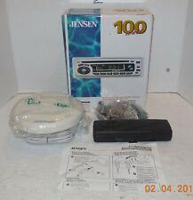 Jensen Marine Radio (CD 400m) and Speaker Set Model CPM400