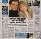 Coupure de presse Clipping 1993 Didier Derlich (1 page 1/2)