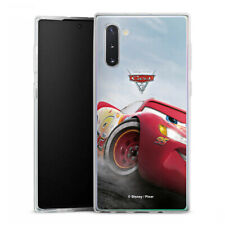 Samsung Galaxy Note 10 Silicona Funda Case Handy-Cars 3 Lightning Mc Queen