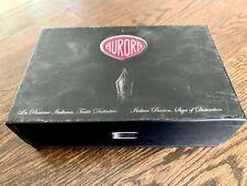 *Very Rare* Aurora 88 Demonstrator 800-C Fountain Pen Set w/ Box & Paper