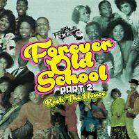 DJ Triple Exe Forever Old School Pt.2 Rock The House 90s Hip Hop Mixtape MIX CD