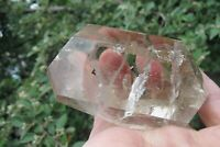 Smokey Quartz Healing Crystal Natural Polished freeform stone Rock chunk 261g