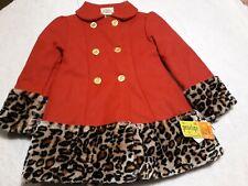 Penelope mack Girls Coat Size 6 -NEW