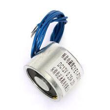 12V DC 5.5 LB 2.5kg Electric Magnet Electromagnet Solenoid Lifting Holding New