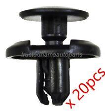 20pcs Fender Splash Shield Push Type Retainer Clips for Lexus Scion Toyota (Fits: Scion)