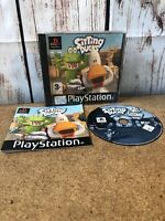 Sitting Ducks | Sony Playstation 1 PS1 (PAL) | MANUAL INCLUDED Rare Game