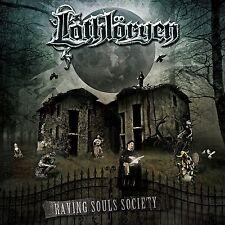 Lothloryen - Raving Souls Society Brazilian Melodic Power Metal RARE