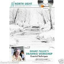 Grant Fuller's Drawing Workshop: Essential Techniques [DVD]
