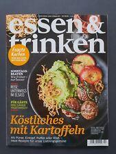 essen & trinken 10/2018   KÖSTLICHES MIT KARTOFFELN    ungelesen, 1A TOP Zustand