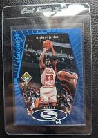 1998 UPPER DECK STARQUEST BLUE #SQ30 MICHAEL JORDAN CHICAGO BULLS HOF MINT