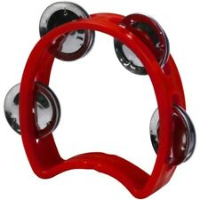 Red Miniature Tambourine, Great For Kids