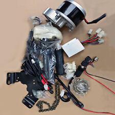 Powerful Electric Bike Ebike Brush Hub Motor Engine Conversion Set 24V 350W BMG