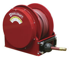 """REELCRAFT SD14050 OLP 1"""" x 50ft. 300 psi.  for Air & Water service  with Hose"""
