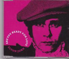 Elton John-Are You Ready For Love cd maxi single