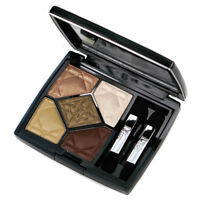 Dior Brown Eyeshadow Palette 657 Expose 5 Couleurs - Damaged Box