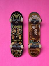 "Tech Deck ELEMENT RARE ""Lot Of 2- fingerboard 96 mm NEW"" TOSH TOWNEND)"