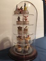Disney Porcelain Trinket Box Cast of Characters Collection 24 RETIRED