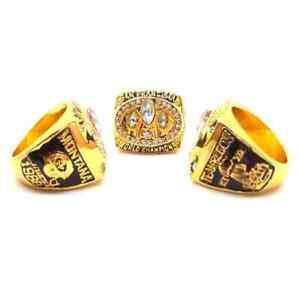 1988 San Francisco 49ers Championship rings NFL
