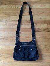 Franco Sarto Crossbody Bag - Nylon Black