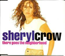 SHERYL CROW There Goes 3TRX UNRELEASED & LIVE Europe CD single SEALED USA Seller