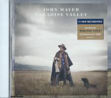 John Mayer - Paradise Valley - Rock Pop Music Cd