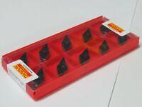 10 pcs SANDVIK VNMG 331-PM / 160404-PM Grade 4240 Carbide Inserts
