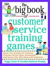 The Big Book of Customer Service Training Games (B