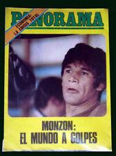 CARLOS MONZON - Panorama magazine 1971