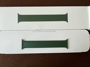 Apple Watch 6 Amrband Solo Loop Cyprus Green 40mm Gr.5