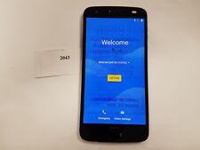 Motorola Moto Z2 XT1789-03 - Black (Sprint) - 64GB - SEE PICS (2043)