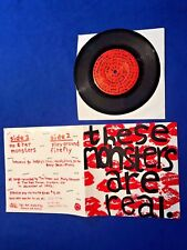 """Heavens To Betsy - These Monsters Are Real 7"""" - KRS, Bikini Kill, Bratmobile,"""