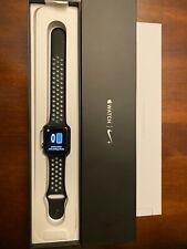 Apple Watch Series 2 42mm NIKE+GPS SPACE GRAY Aluminum Case