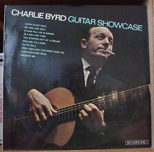 CHARLIE BYRD GUITAR SHOWCASE HOLLAND PRESS LP RIVERSIDE