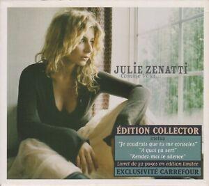 Julie Zenatti - Comme vous... - Album CD + Livret edition speciale - TBE