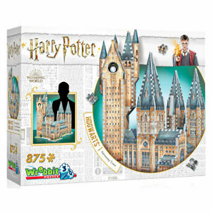 Harry Potter: Hogwarts Astronomy Tower 875pc 3D Puzzle Jigsaw