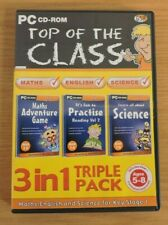 Top of the Class Key Stage 2 Math/English/Science PC G9-19