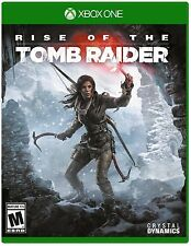 Rise of the Tomb Raider  Xbox One NEW