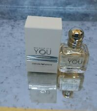 Emporio Armani Because It's YOU Eau de Parfum  Miniature 7ml /0.23 oz