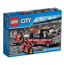 60084 RACING BIKE TRANSPORTER lego NEW town CITY legos set MOTORCYCLE vehicle