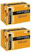 Duracell MN1500 AA Industrial Alakline Battery - 20 Pieces
