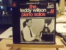 Teddy Wilson LP PIANO SOLOS Columbia 62676 Holland Import NM/EX 1973