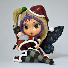 Jasmine Becket-Griffith JBG NIGHTMARE BEFORE CHRISTMAS–SANDY CLAWS Fairy NEW