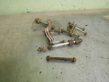 suzuki  dr  350  engine  bolts  (electric  start)