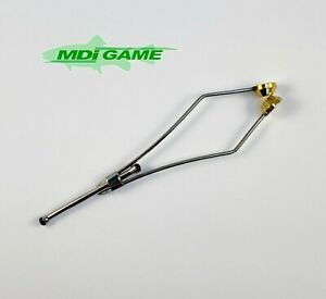 MDI Game Fishing Deluxe Dual Ceramic Fly Tyers Brass Bobbin Holder