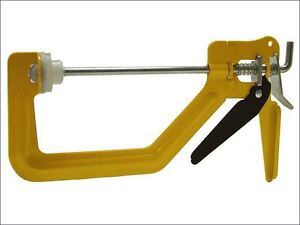 Roughneck - One Handed Turbo Clamp 150mm (6in)
