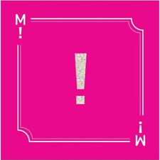 MAMAMOO [PINK FUNKY] 2nd Mini Album CD+Photobook K-POP SEALED