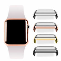 38mm 42mm Plating PC Protect watch Case Cover for Apple Watch Series 2 iWatch LN