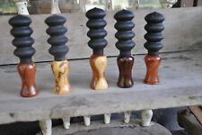 Custom Squirrel calls made from Texas Mesquite, Hackberry, Walnut, Cedar