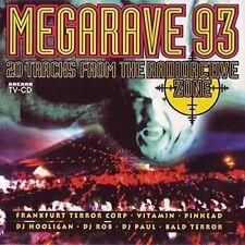 Megarave 93 | CD | Frankfurt Terror Corp, Vitamin, Pinhead, DJ Hooligan..