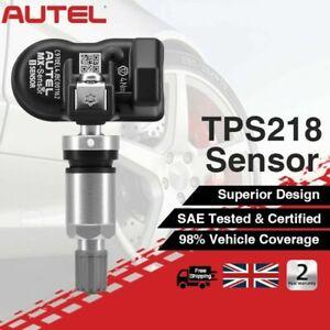 2021 Autel MX-Sensor 315MHz & 433MHz Tire Pressure Sensors Metal Stem TPMS Tool